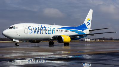 N545CC - Boeing 737-48E - Swift Air