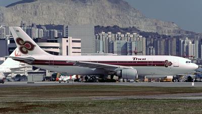 HS-TAC - Airbus A300B4-601 - Thai Airways International