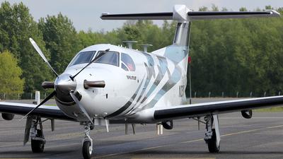 A picture of N263NX - Pilatus PC12/47E - [1263] - © Wojtek Kmiecik
