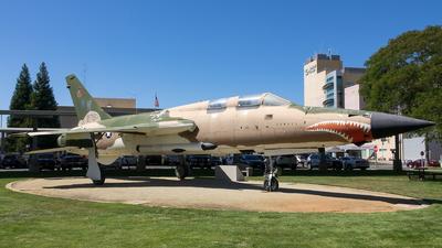 63-8278 - Republic F-105G Thunderchief - United States - US Air Force (USAF)