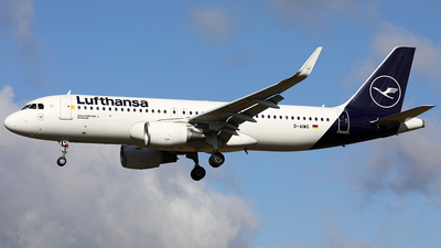 A picture of DAIWG - Airbus A320214 - Lufthansa - © AviaStar Photography