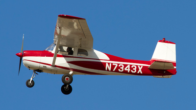 N7343X - Cessna 150B - Private