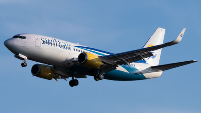 N625SW - Boeing 737-3H4 - Swiftair
