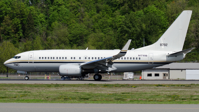 N1799B - Boeing C-40A Clipper - United States - US Navy (USN)
