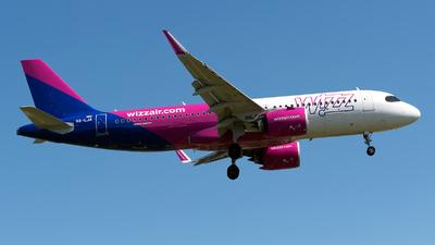 A picture of HALJA - Airbus A320271N - Wizz Air - © Varani Ennio