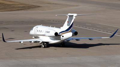 C-GXAS - Embraer EMB-545 Praetor 500 - Airsprint