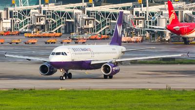 B-6743 - Airbus A320-232 - West Air