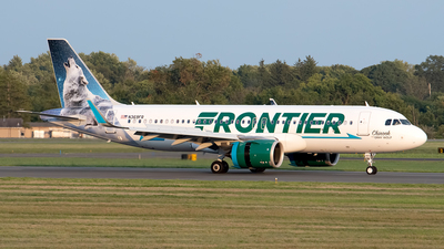 N369FR - Airbus A320-251N - Frontier Airlines