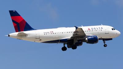 N368NB - Airbus A319-114 - Delta Air Lines