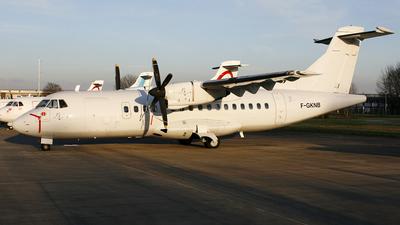 F-GKNB - ATR 42-300 - Airlinair