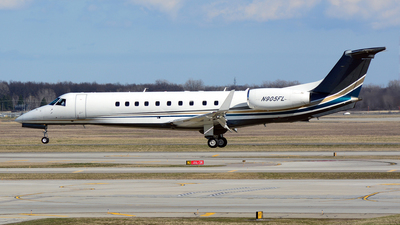 N905FL - Embraer ERJ-135BJ Legacy - Flight Options