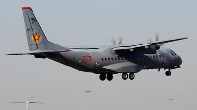 07 - CASA C-295M - Kazakhstan - Air Force