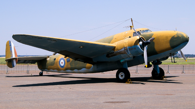 ZS-ATL - Lockheed 18-08 Lodestar - Private