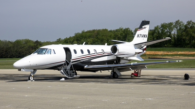 N714WA - Cessna 560XL Citation Excel - Private
