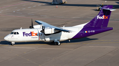 EI-FXB - ATR 42-300(F) - FedEx Feeder (ASL Airlines)