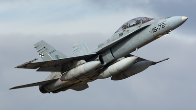 CE.15-03 - McDonnell Douglas EF-18BM Hornet - Spain - Air Force
