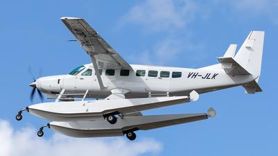VH-JLK - Cessna 208 Caravan - Private