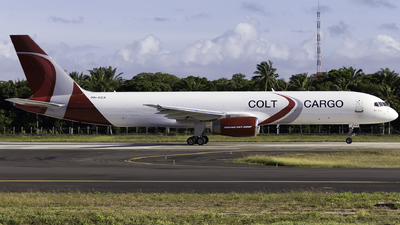 PR-XCA - Boeing 757-28A(SF) - Colt Cargo