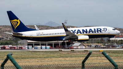 A picture of EIENH - Boeing 7378AS - Ryanair - © Fryderyk Kastelnik/ Fred Aviation