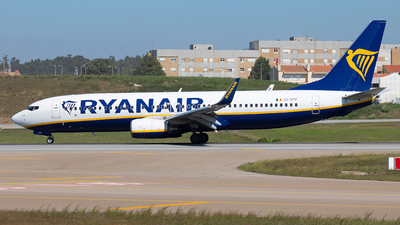 A picture of EIDYF - Boeing 7378AS - Ryanair - © Pedro Costa