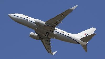 A36-002 - Boeing 737-7DF(BBJ) - Australia - Royal Australian Air Force (RAAF)