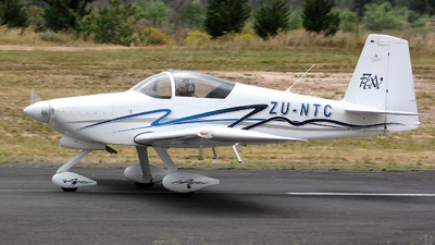 ZU-NTC - Vans RV-7A - Private