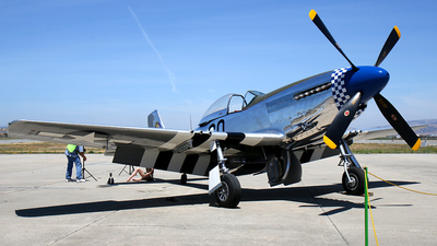 NL26PW - North American P-51D Mustang - Private