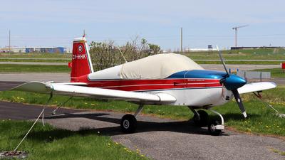 CF-HHK - Grumman American AA-1B Trainer - Private