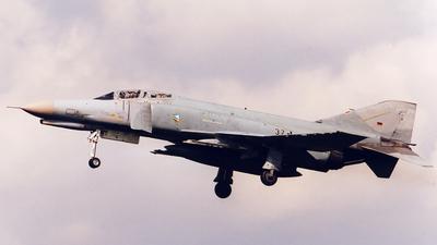 37-61 - McDonnell Douglas F-4F Phantom II - Germany - Air Force