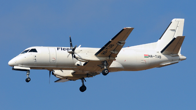 HA-TAB - Saab 340A(F) - Fleet Air International