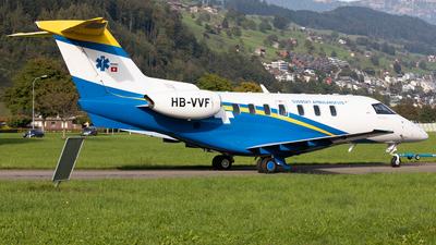 HB-VVF - Pilatus PC-24 - Svenskt Ambulansflyg