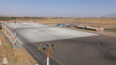 OITT - Airport - Ramp