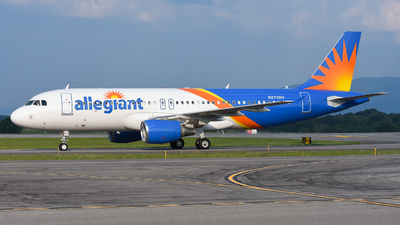 N275NV  - Airbus A320-214 - Allegiant Air