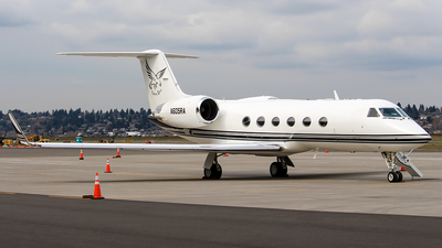 N605RA - Gulfstream G-IV - Private
