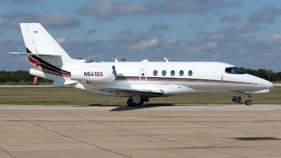 N541QS - Cessna Citation Latitude - NetJets Aviation