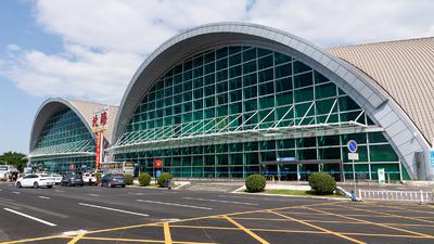 ZGBH - Airport - Terminal