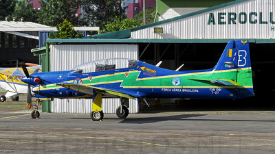 FAB1381 - Embraer T-27 Tucano - Brazil - Air Force