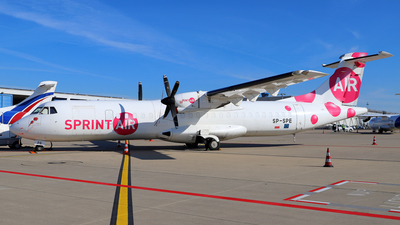 A picture of SPSPE - ATR 72202(F) - Sprint Air - © Daniel Klein