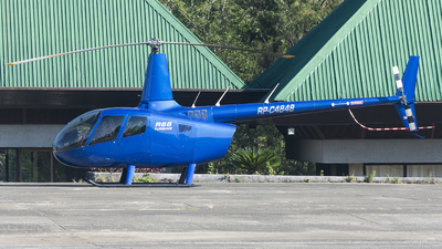 RP-C4848 - Robinson R66 Turbine - Private