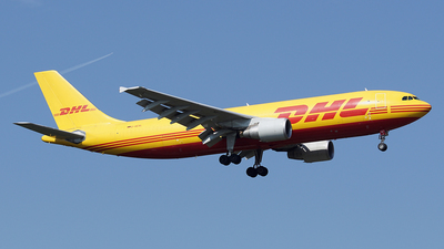 A picture of DAEAL - Airbus A300B4622R(F) - DHL - © Jan Seler
