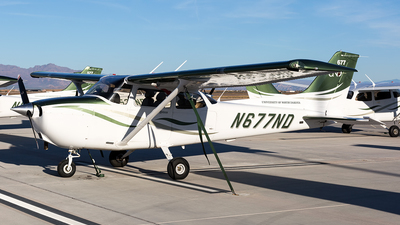 N677ND - Cessna 172S Skyhawk - University Of North Dakota