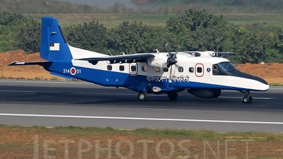 314-01 - Dornier Do-228NG - Bangladesh - Navy