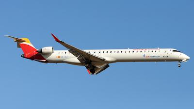 EC-LOJ - Bombardier CRJ-1000 - Iberia Regional (Air Nostrum)