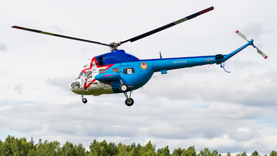RF-91318 - PZL-Swidnik Mi-2 Hoplite - Russia - Air Force