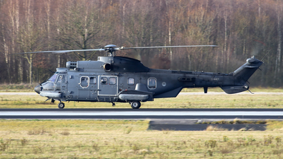 S-447 - Eurocopter AS 532U2 Cougar - Netherlands - Royal Air Force