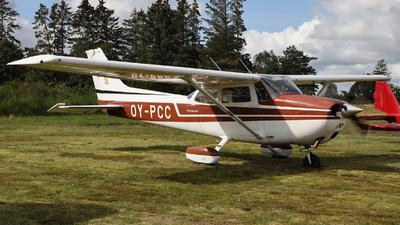 OY-PCC - Reims-Cessna F172M Skyhawk - Private