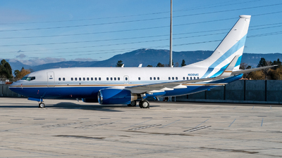 N108MS - Boeing 737-7BC(BBJ) - Private