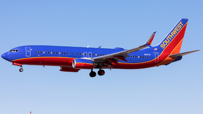 N8313F - Boeing 737-8H4 - Southwest Airlines