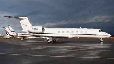 N407GK - Gulfstream G-V(SP) - Private