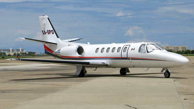 XA-GPO - Cessna 550B Citation Bravo - Private